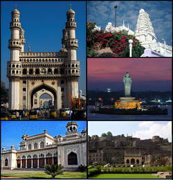 Daily Hyderabad City Tour