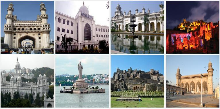 Hyderabad Sightseeing Places Tour Package