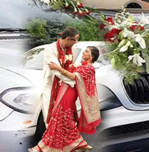 Wedding Car Hire Hyderabad